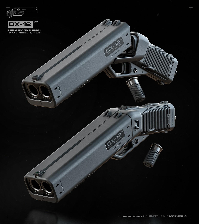 Ivan santic shotgun a06b 518