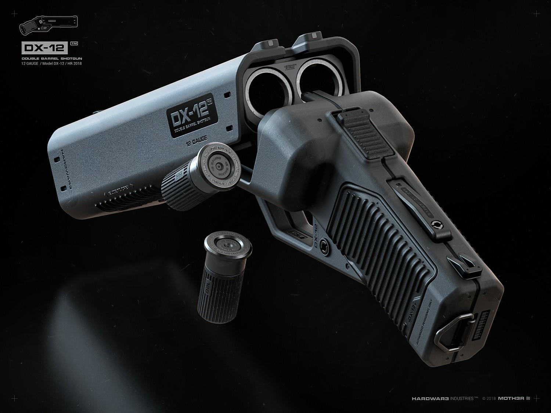 Ivan santic shotgun a06 499 name