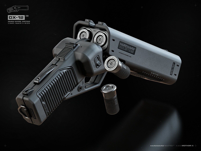 Ivan santic shotgun a06 513