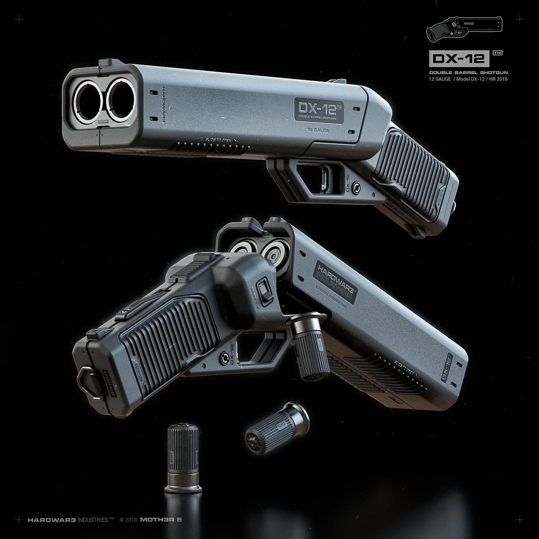 Ivan santic shotgun a06b 517