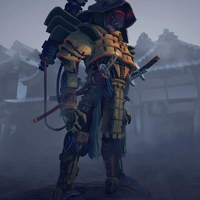 Samuraibot