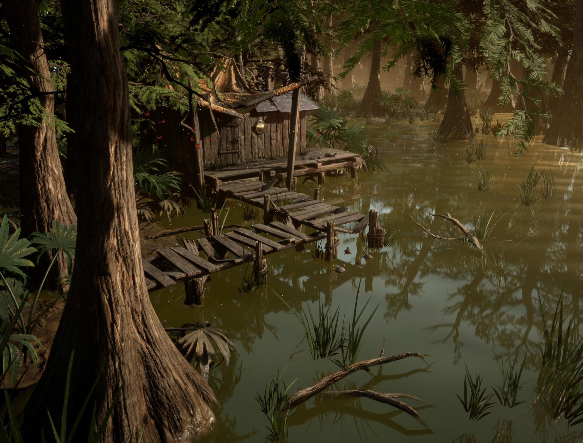 Agnieszka nogalska swamp 2