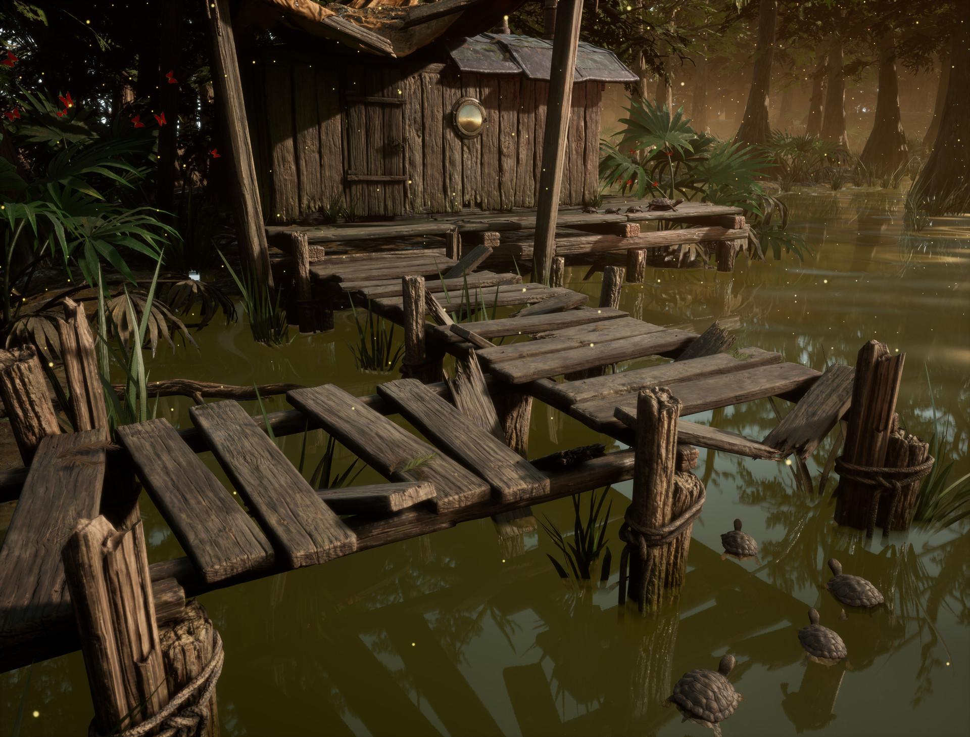 Agnieszka nogalska swamp 3