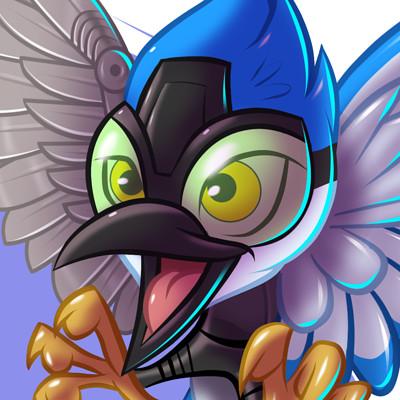 Lou catanzaro alienbird