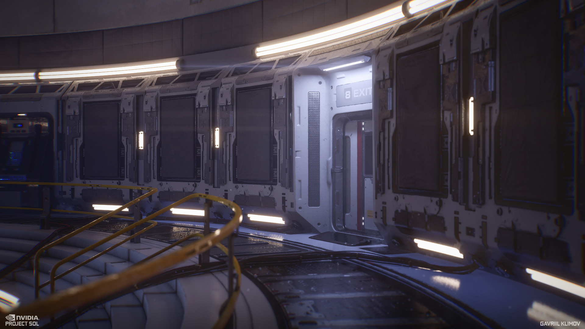 Final screenshot from the engine