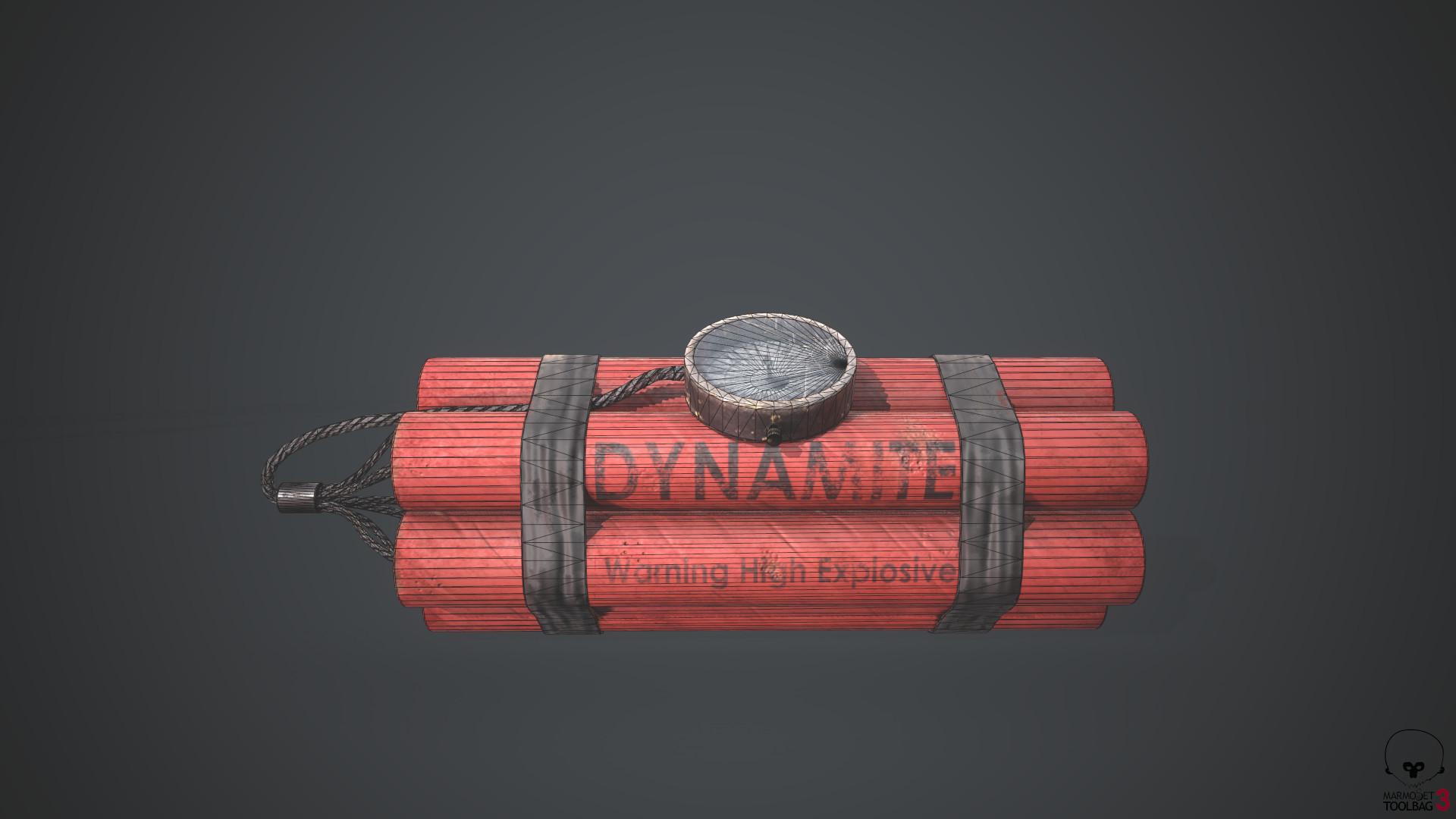 Serdar cendik dynamitewireframe