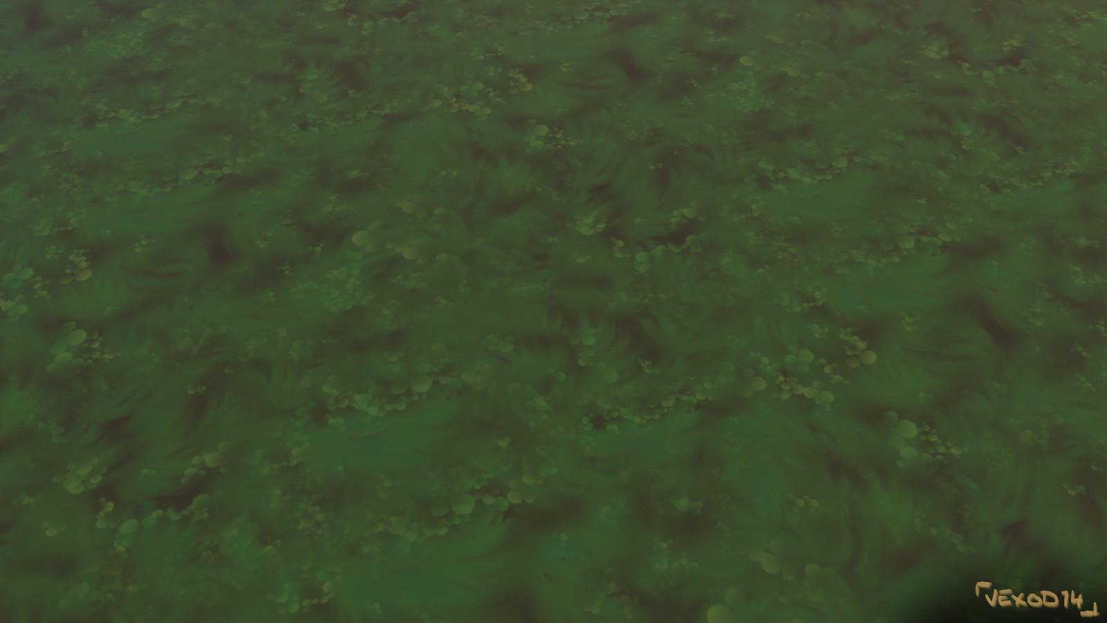 Tileable texture of grass