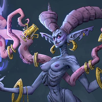 Greedy Demon