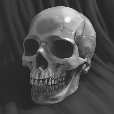 Iain gillespie skull