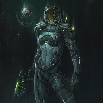 Eva kosmos 2