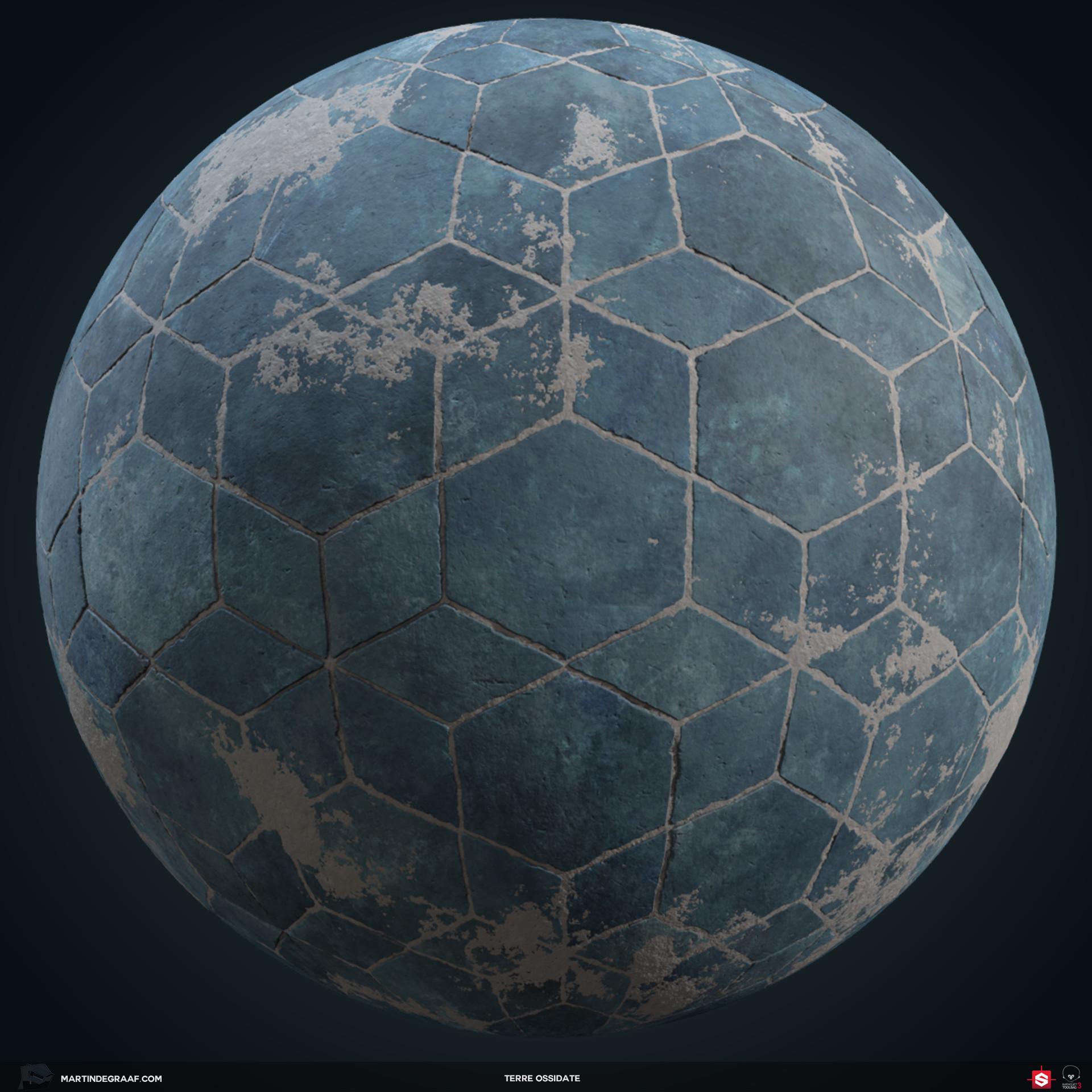 Martin de graaf terre ossidate substance sphere martin de graaf 2018