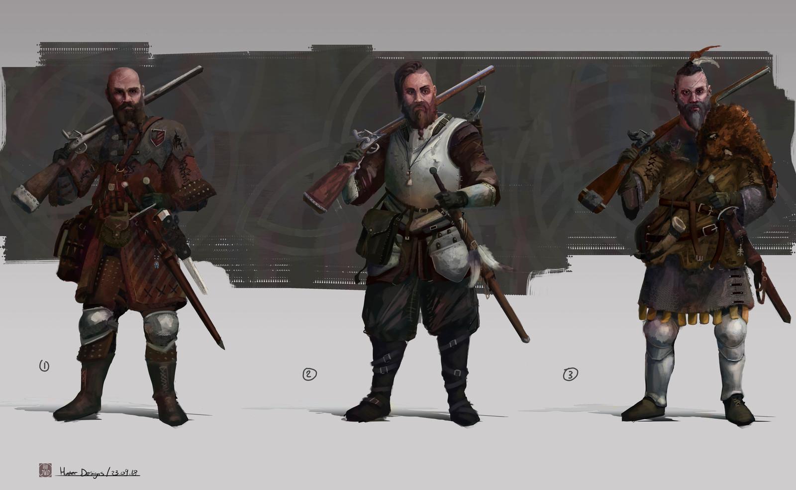 Hunter Designs