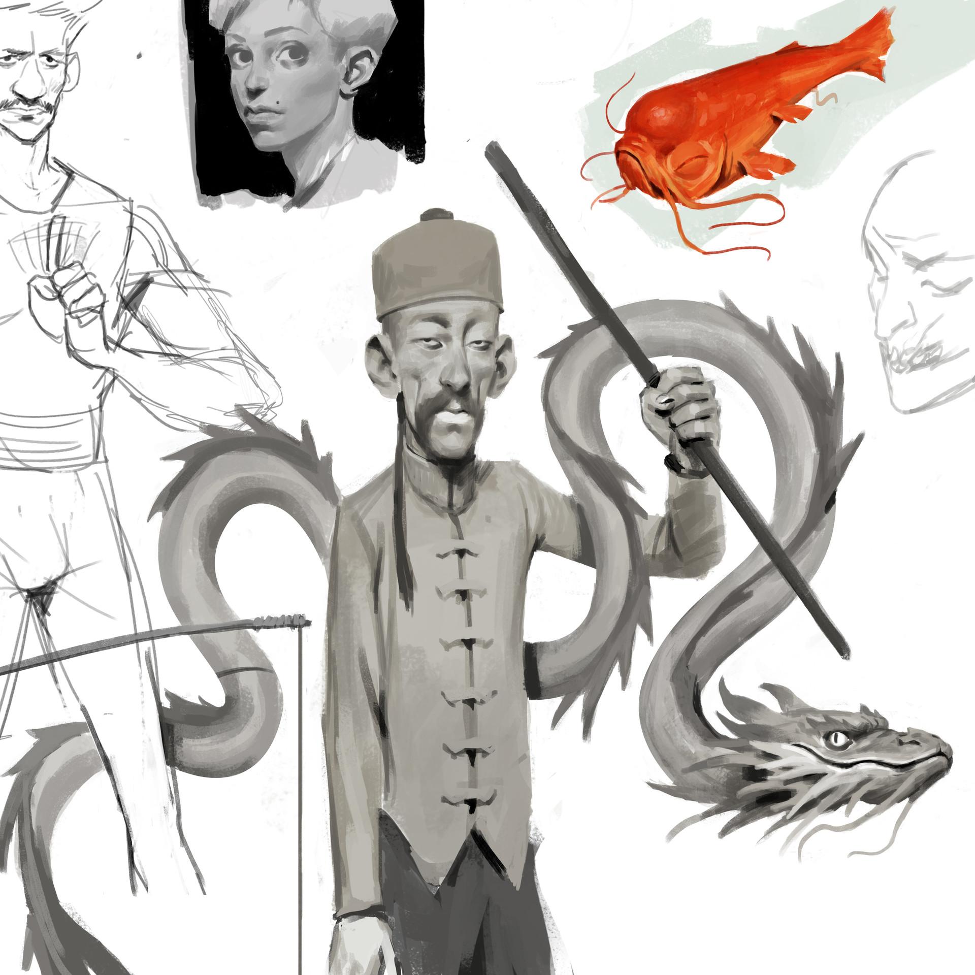 Jens claessens sketchbook4