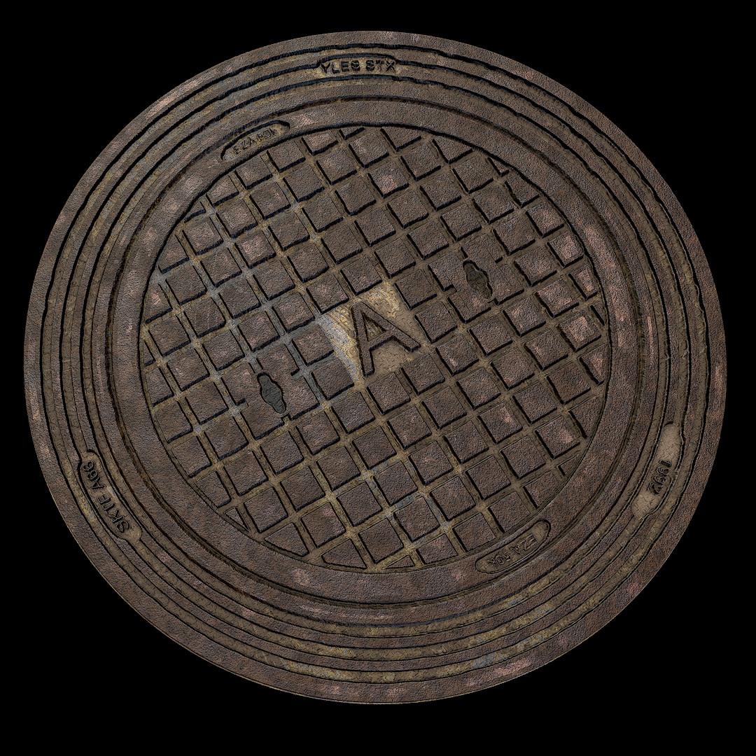 Christoffer sjostrom manhole