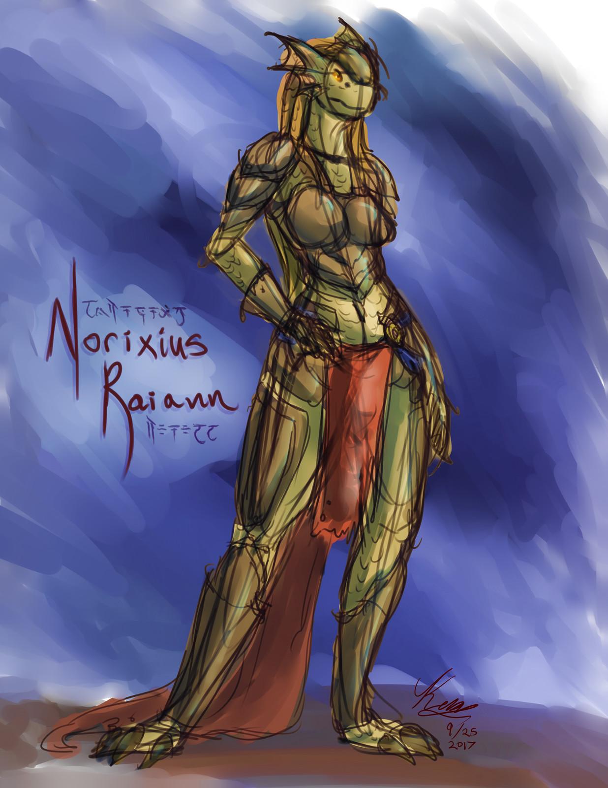 Norixius Raiann