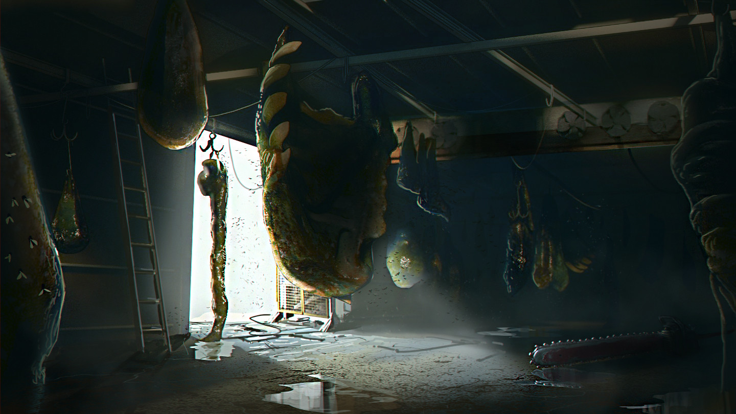 The meat hangar concept