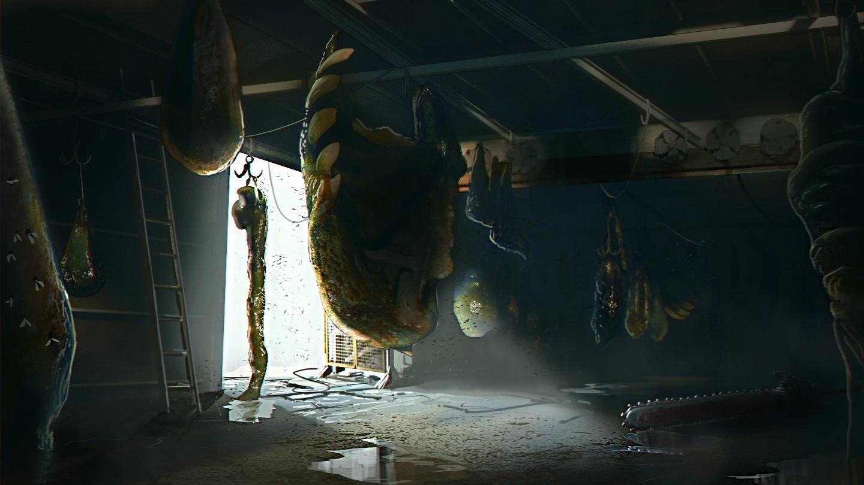The meat hangar concept