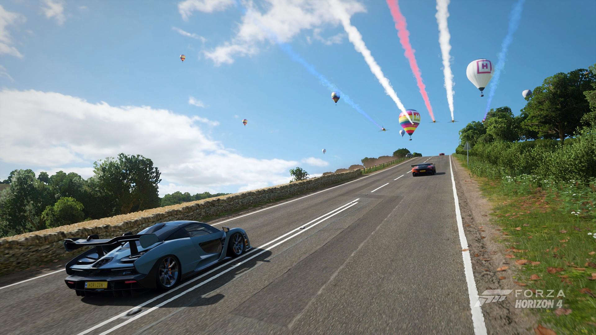 ArtStation - Forza Horizon 4 : E3 Demo & Initial Experience