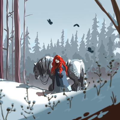 Ana paula guerra lomas red invierno