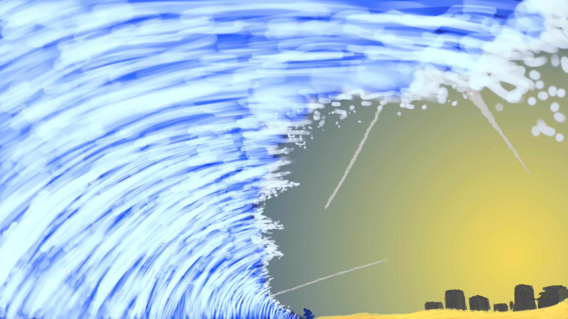Alexander laheij ocean wave