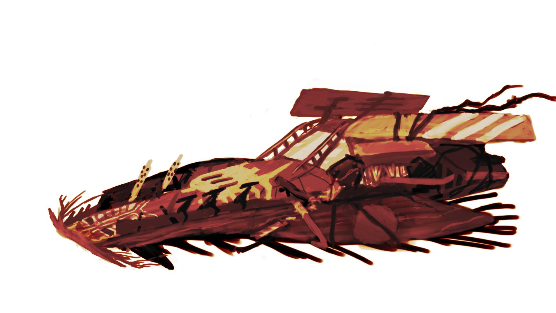 Alexander laheij car concept 02