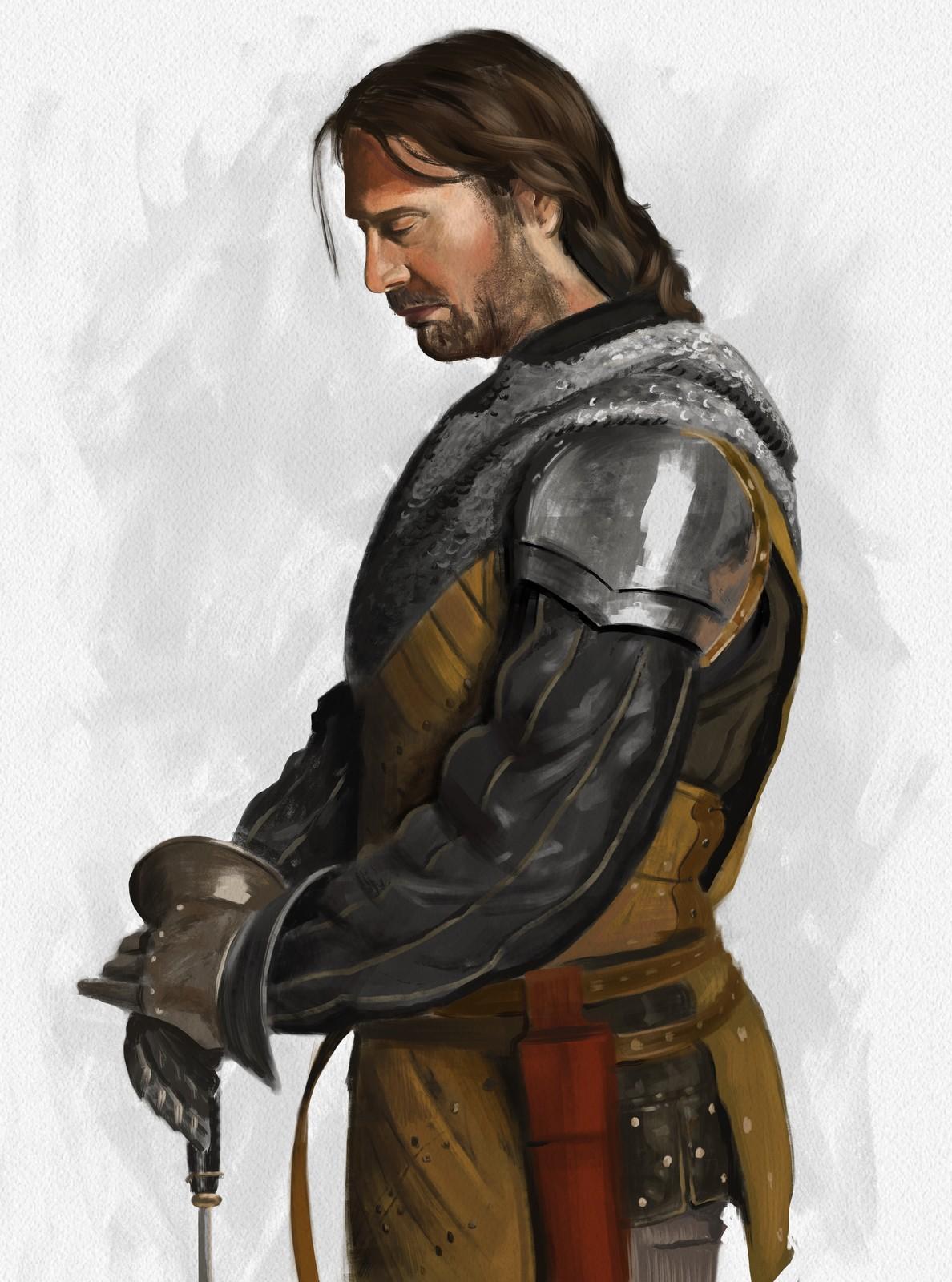 Knight Study II