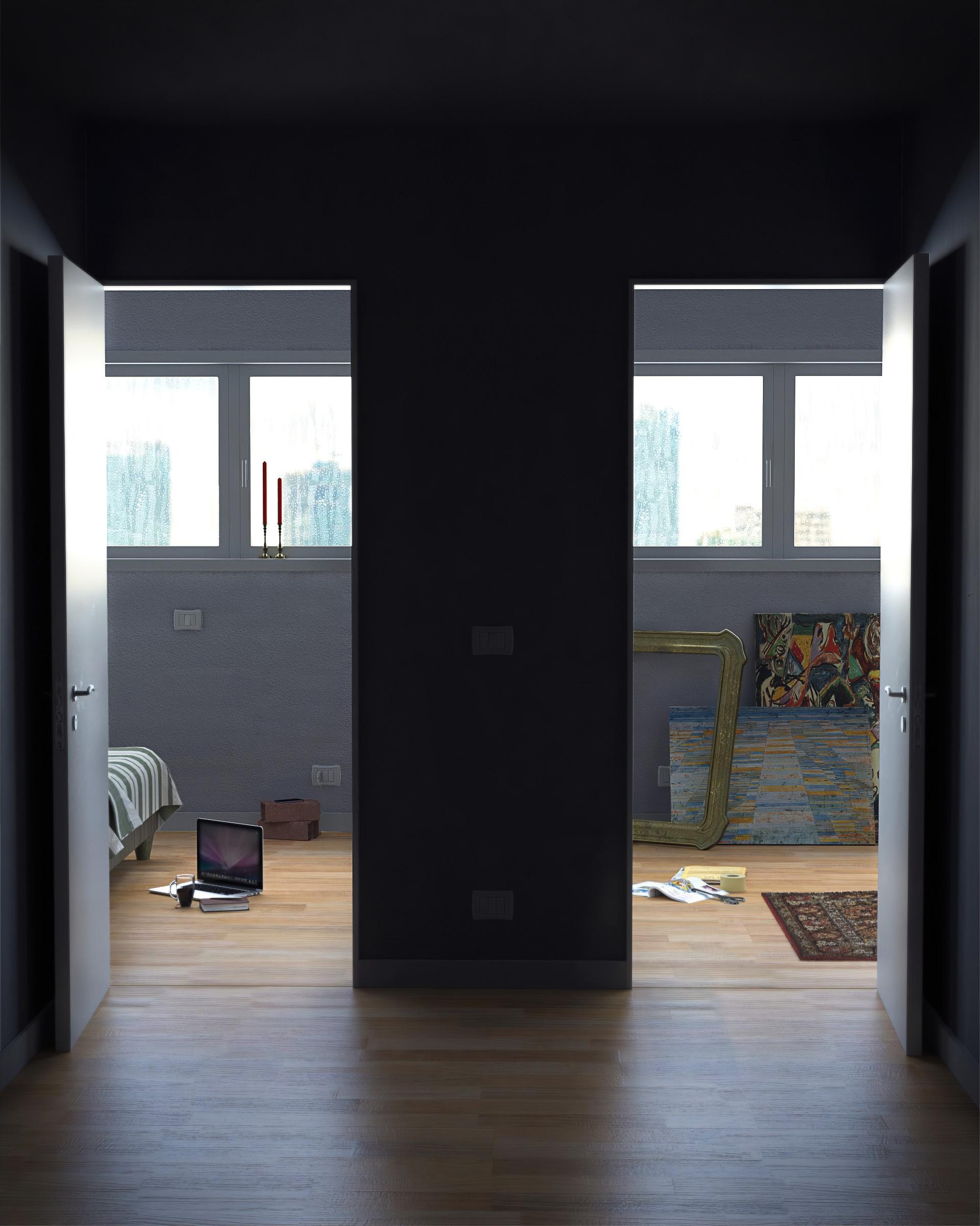 Federico abram hallway 01
