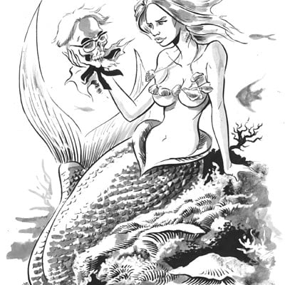 Axel medellin 2595 mermaid