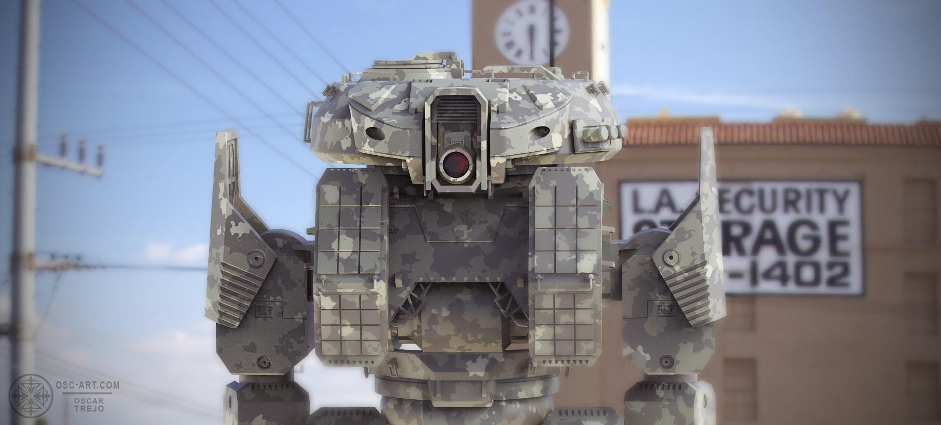 Oscar trejo tank4