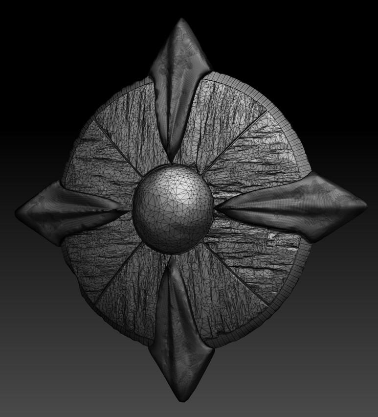 Wireframe (shield)