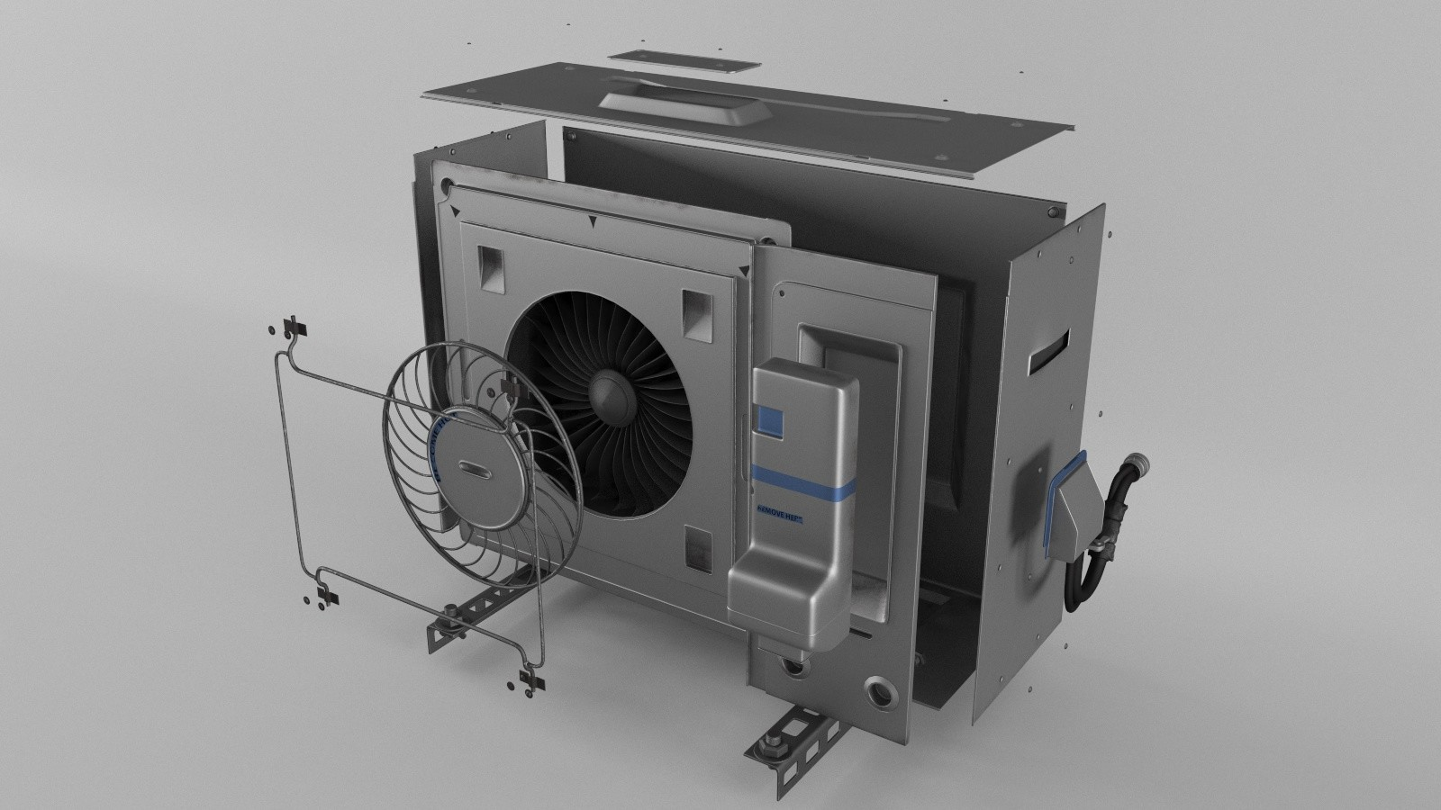 General prop - Modern Air Conditioner (HD)
