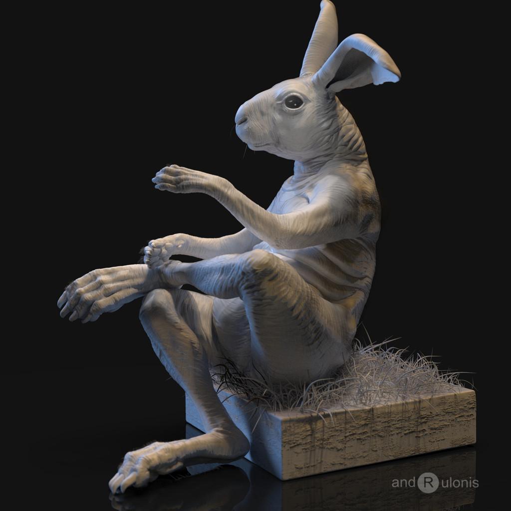 Dariusz andrulonis 05 bunny buddy