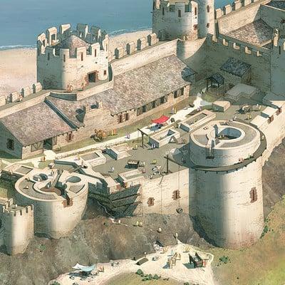 Rocio espin pinar cowny castle