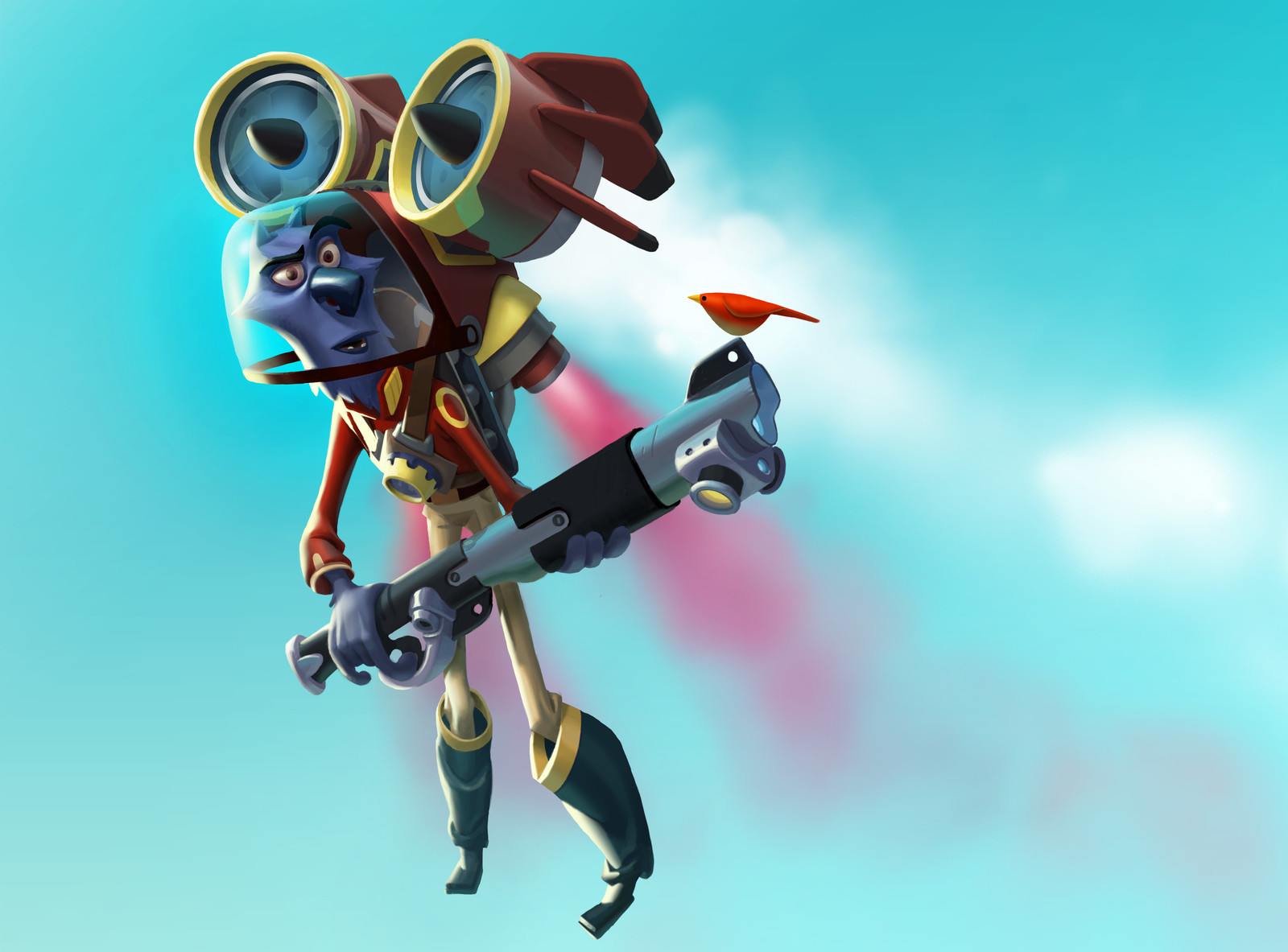 Personal Work: Scout