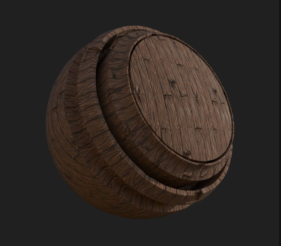 World of Warcraft Wood style texture