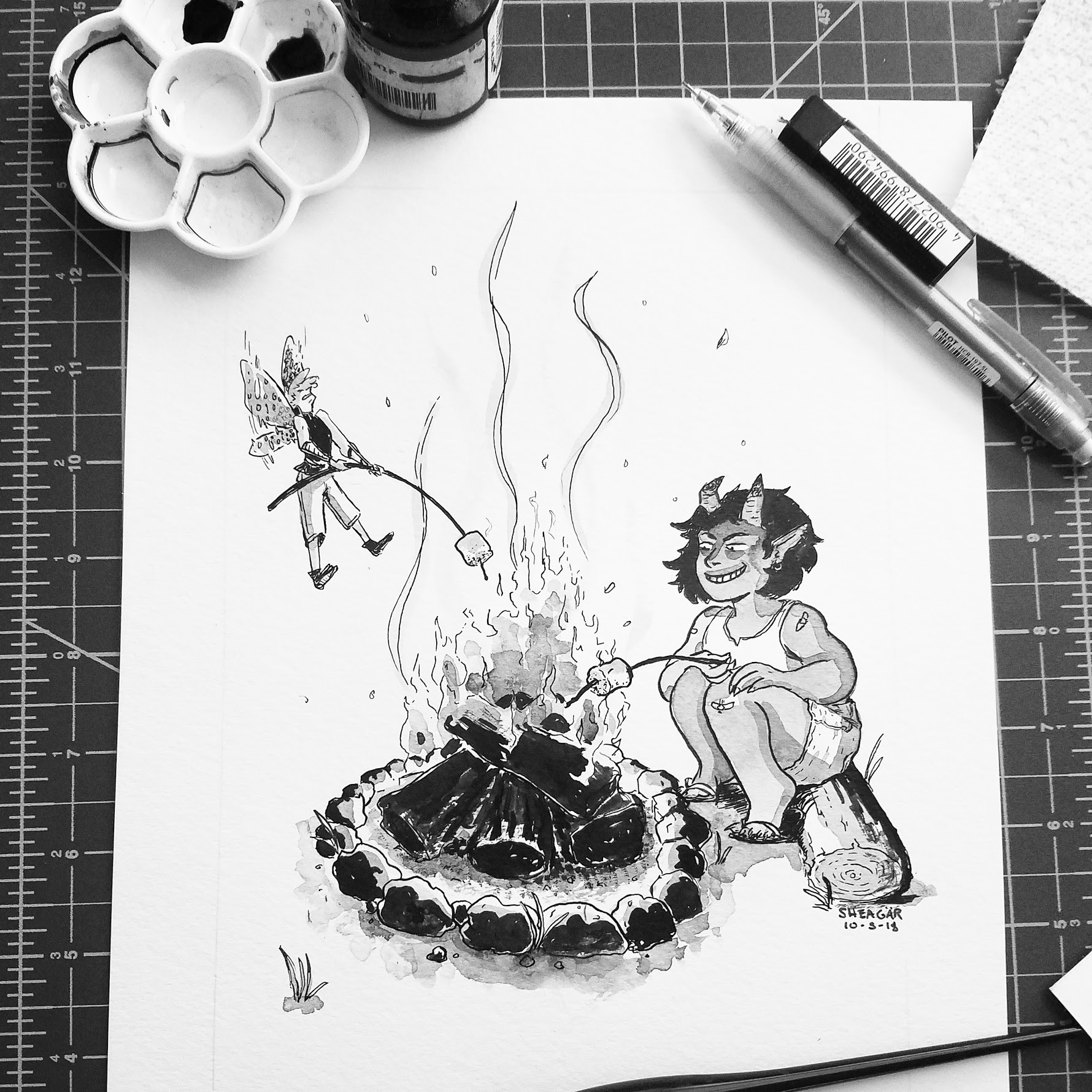 Day 3 - Roasted