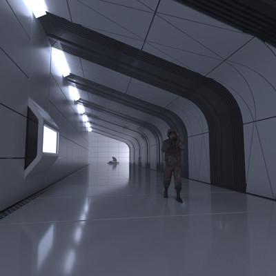 Iain gillespie corridor 4
