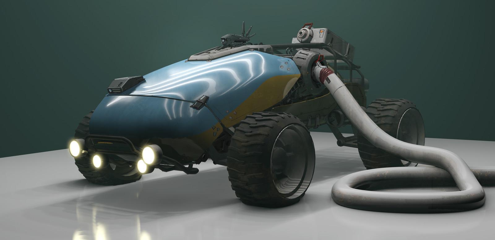 Autonomous Rover