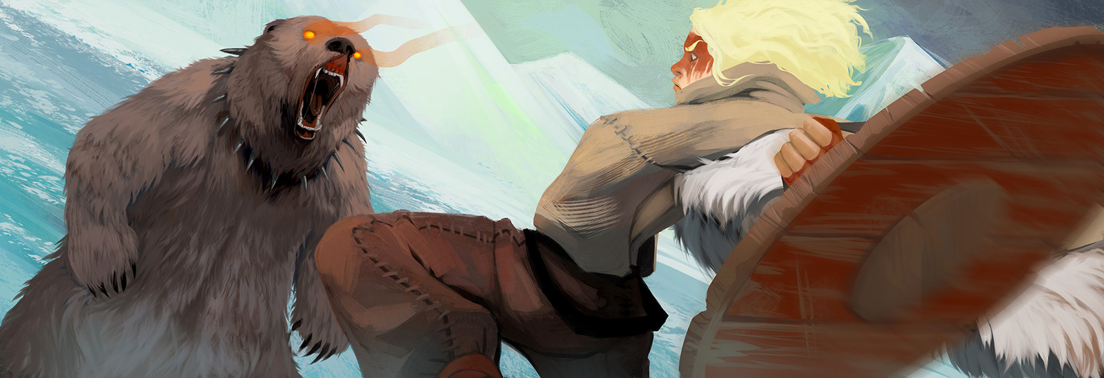 Cora VS Bearlord