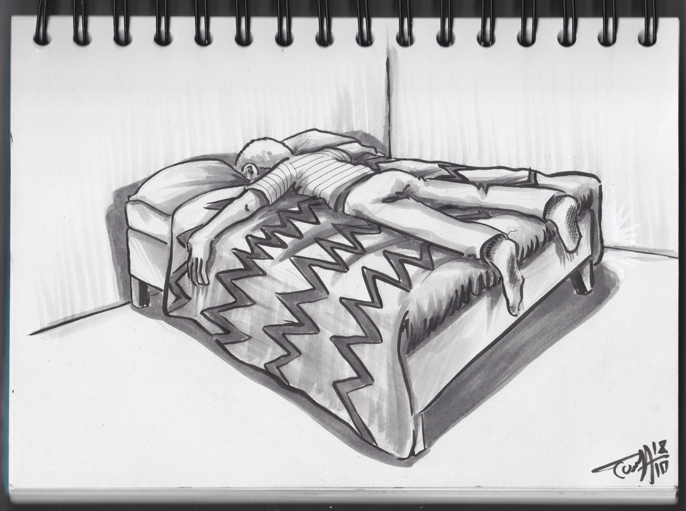 7.Exhausted