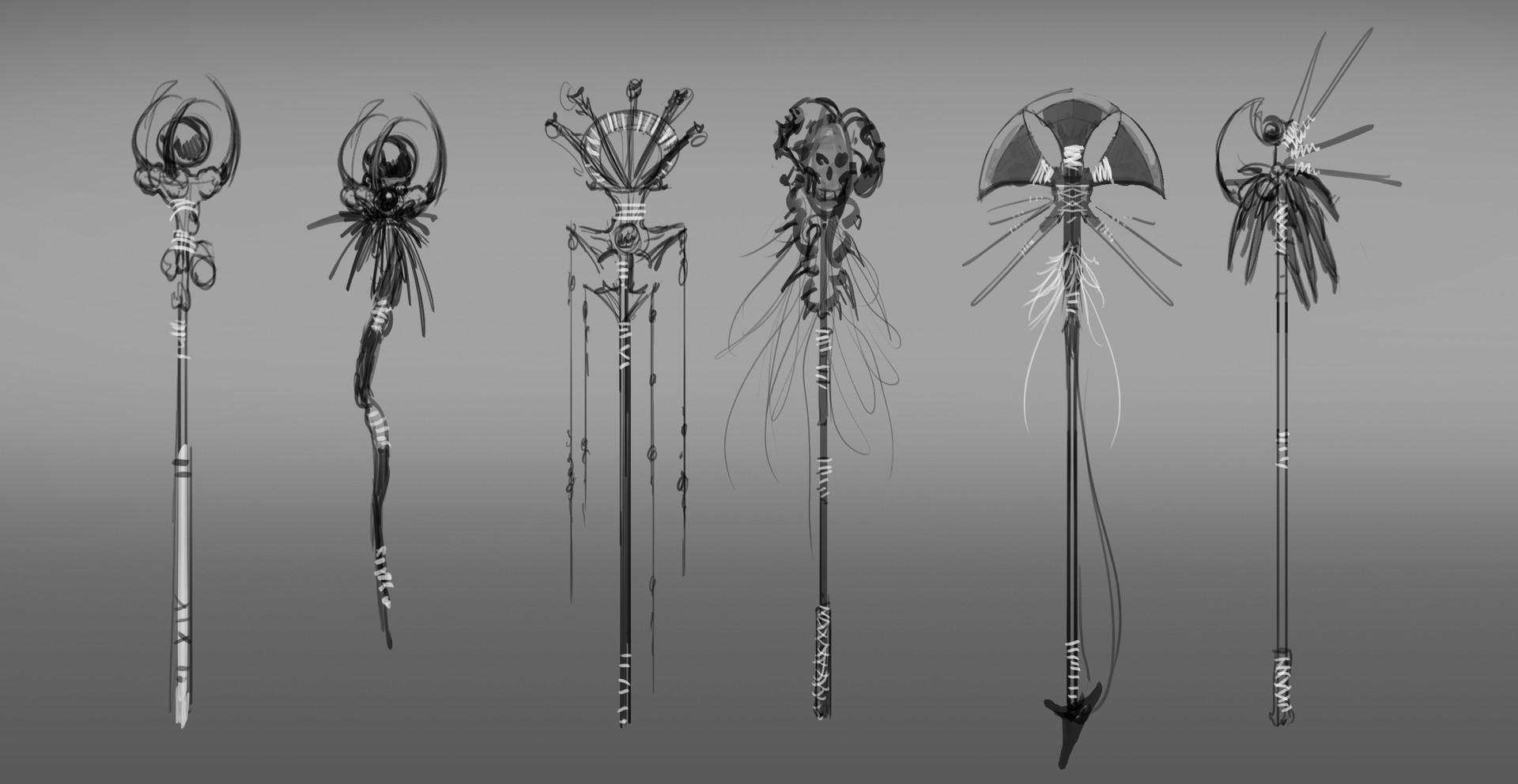 Luis carrasco 05 weapons rough sketches