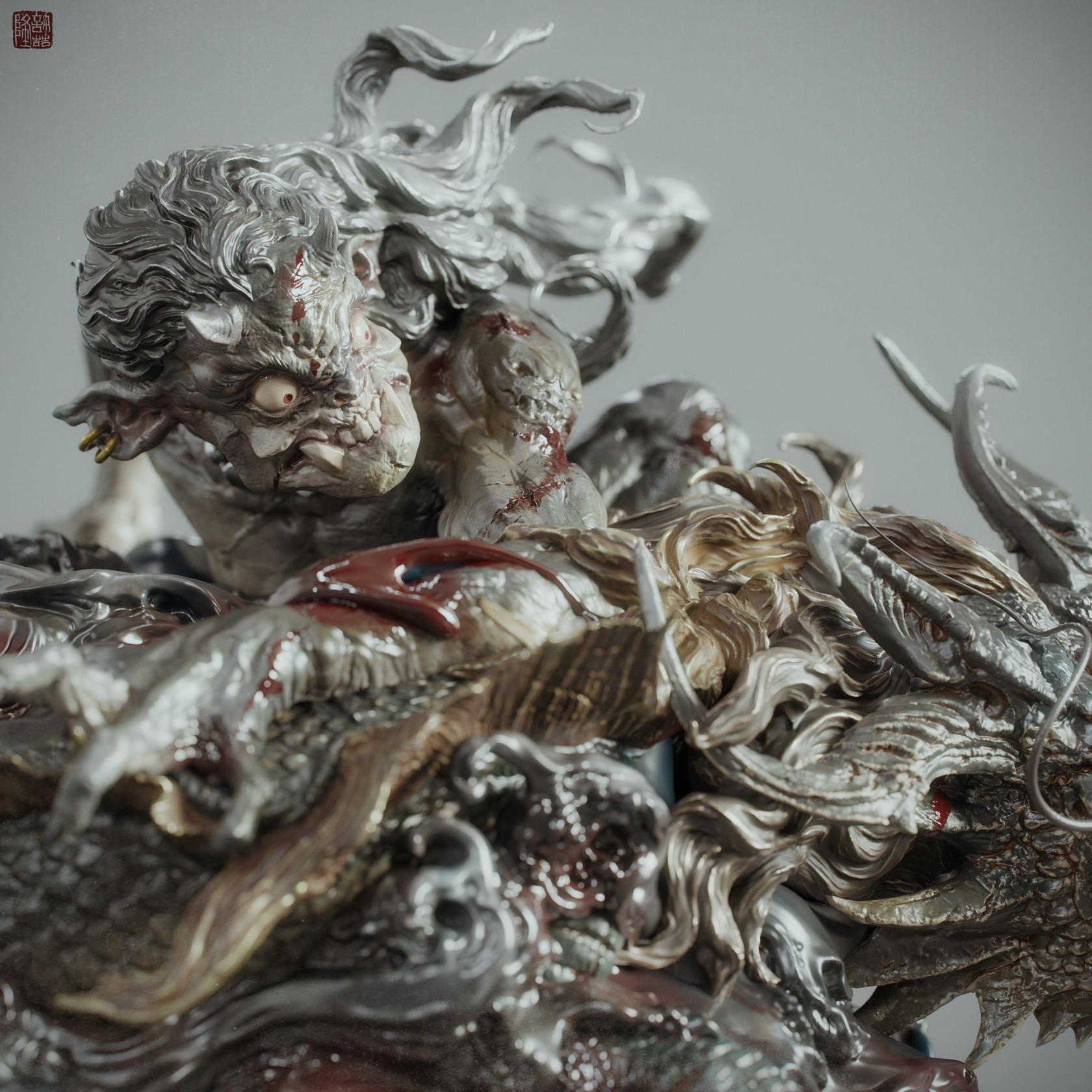 Zhelong xu yechawu06 1680
