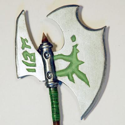Dean arias safeguard axe 4 by darktailss d4bf2sa