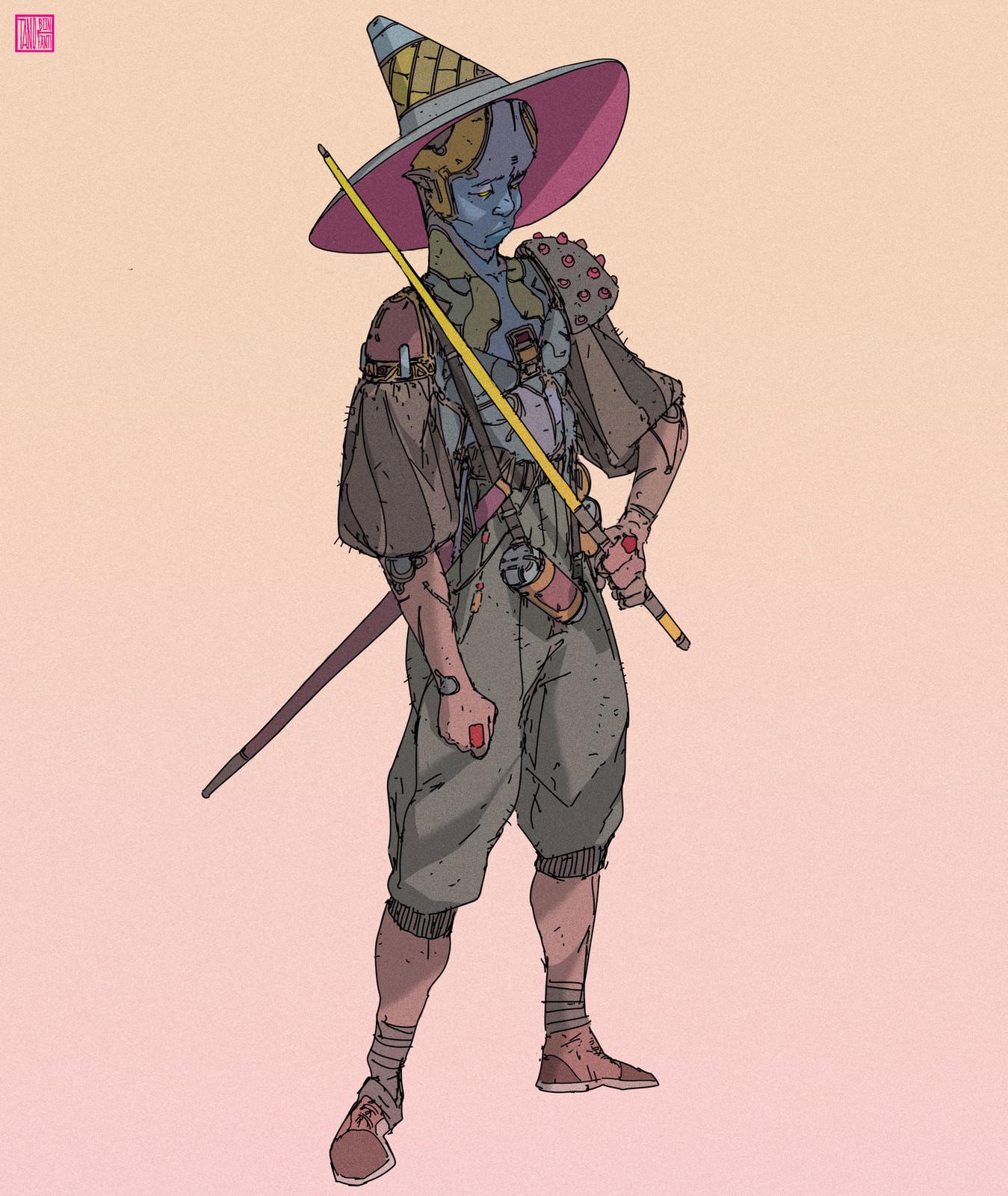 El brujo