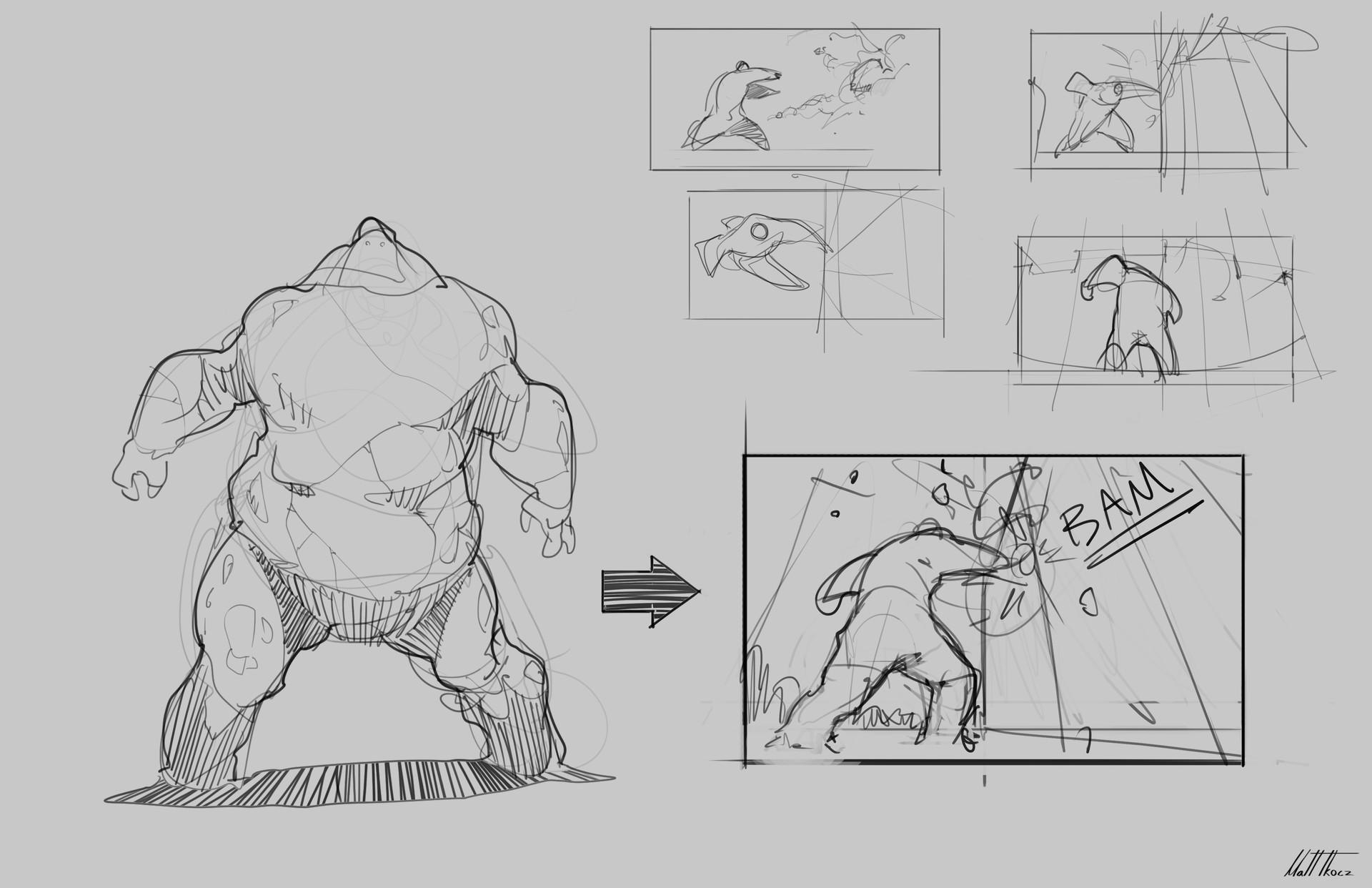 Matt tkocz giants sketches6