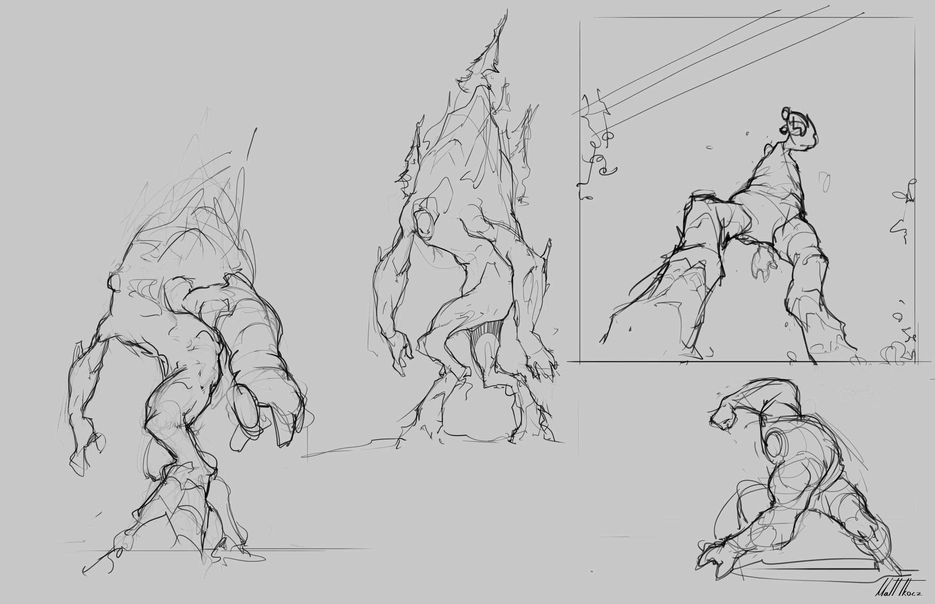 Matt tkocz giants sketches10