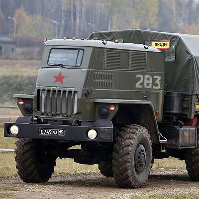 Iain gillespie photobash truck 03