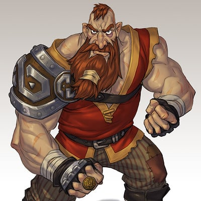 David kegg dwarf turnaround
