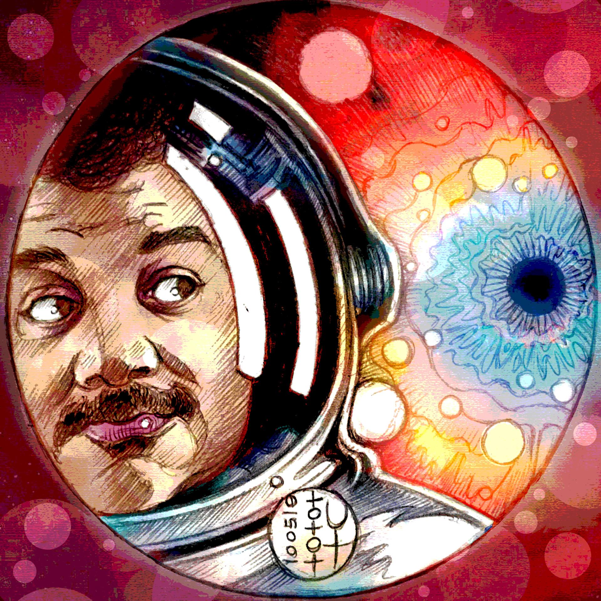 Eric lynx lin neildegrassetyson cosmos