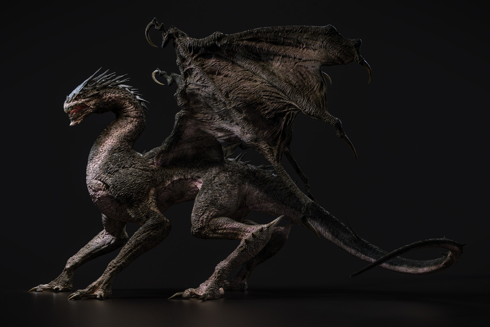 Wrath, a Personal Dragon